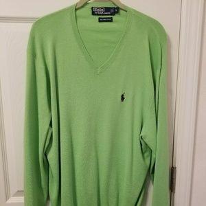 Men's Polo by Ralph Lauren Long Sleeve Sweater